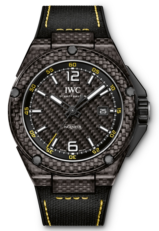 IWC Ingenieur Automatic Carbon Performance Replica