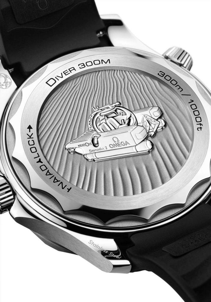 Orologio Replica Omega Seamaster Diver 300M Nekton Edition