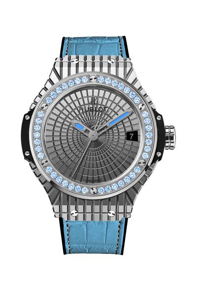 replica hublot big bang caviar lady 305 acciaio