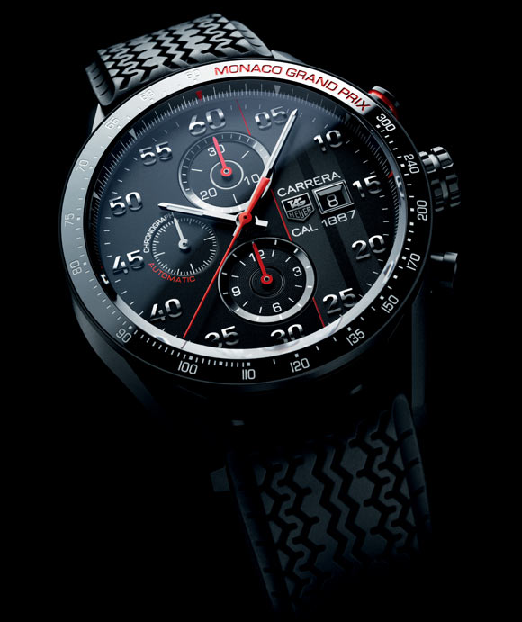 replica orologi tag heuer carrera calibre 1887 chronograph monaco grand prix limited edition