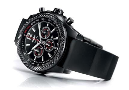 Bentley Barnato 42 Midnight Carbon Replica