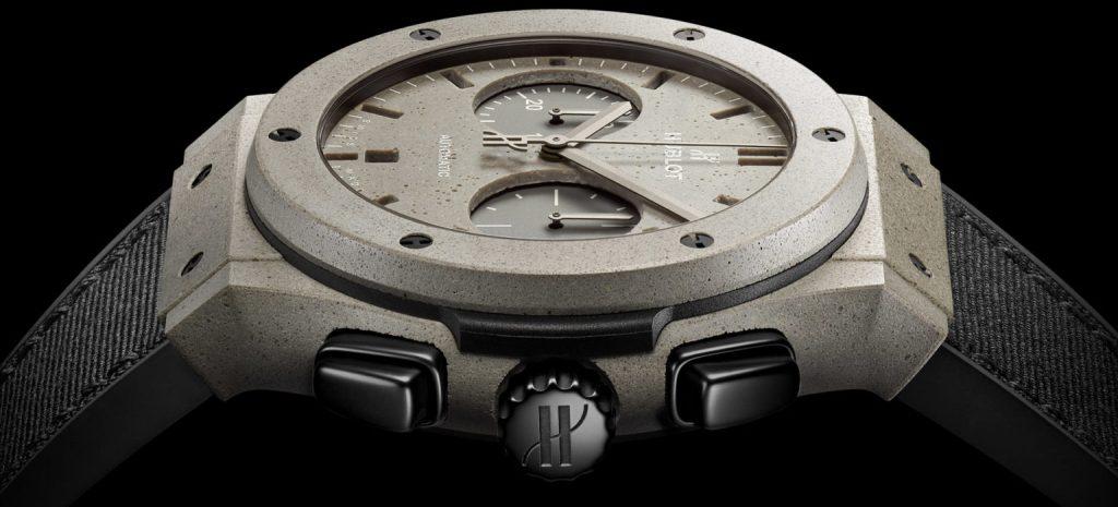 Hublot Classic Fusion Concrete Jungle New York Replica Orologio