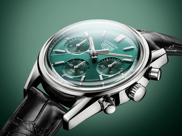 TAG Heuer Carrera Green Special Edition Orologio Replica