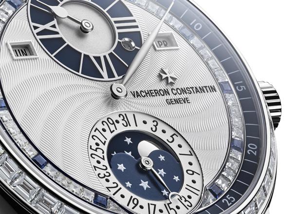 Les Cabinotiers Regolatore Calendario Perpetuo – Chiaro di Luna Gioielleria Zaffiro Replica