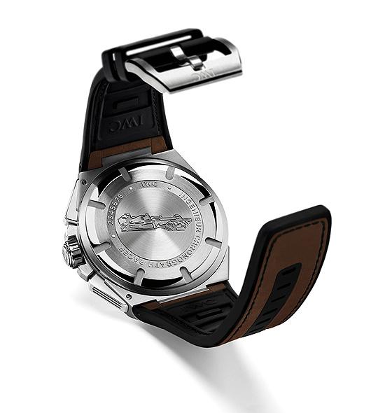IWC Ingenieur Chronograph Silberpfeil Replica